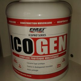 ICOGENE first iron systems – 2000g