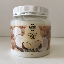 COCO OIL  BASIC COMPLEMENTS 500 ml