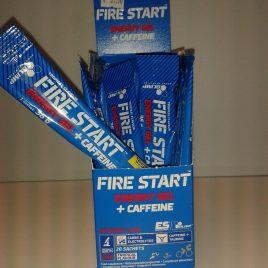 FIRE START ENERGY GEL + CAFEINE  36 G