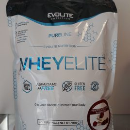 EVOLITE WHEY    Evolite Nutrition 900 g  parfum , chocolat , vanille , caramel macchiato, coco praline ,nougat     , petit beurre ,  toffee ,framboise chocolat blanc