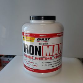 IRON MAX  First iron system  en 2800 g  66€