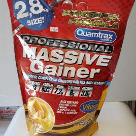 MASSIVE GAINER  Quamtrax nutrition  en 2800 g a 45.90 €