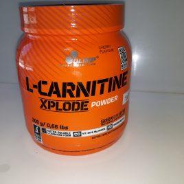 L-CARNITINE X-PLODE  POWER Olimpe sport  300g 36.70€