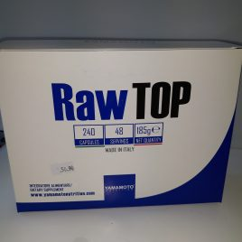 RAW TOP Yamamoto 240 caps 50.90 €