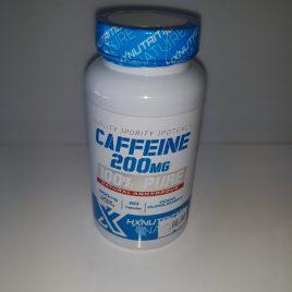 CAFFEINE 200 MG XH Nutrition  90 caps 8.0€