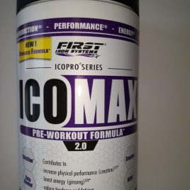 ICO MAX First iron system 20 services 34.90 €