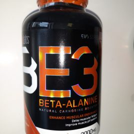 BE3 Starlabs nutrition 40 tabs 17.60 €