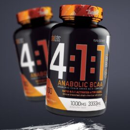 BCAA  4.1.1  Starlabs Nutrition  100 caps