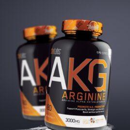 AKG ARGININE Starlabs Nutrition  180 caps